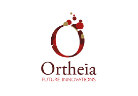 Ortheia Logo - Fruition Designs
